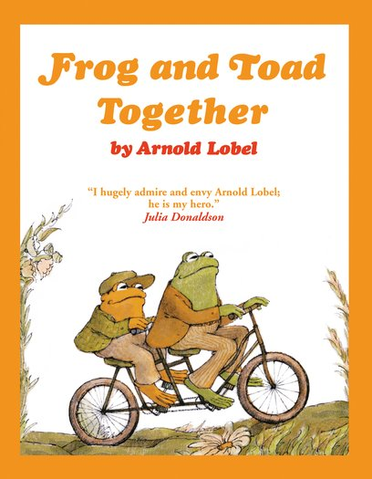 Frog and Toad Together x 6