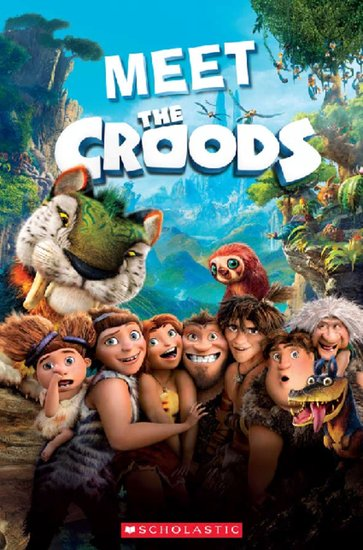 Meet the Croods (Book only)