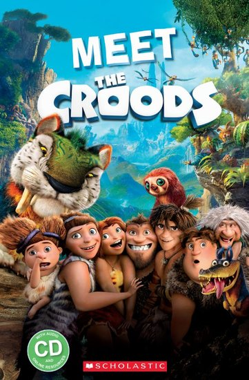 Meet the Croods (Book and CD)