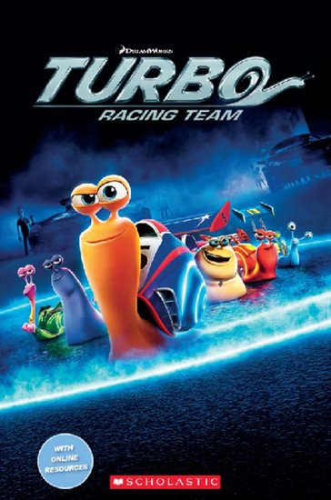 Turbo (Book only)