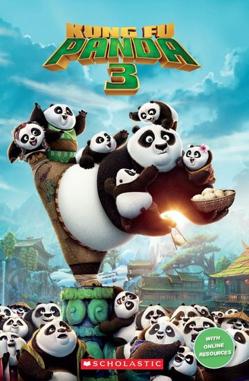 Kung Fu Panda 3 (Book only)