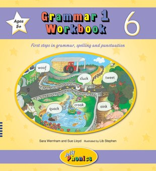 Jolly Grammar 1: Workbook 6