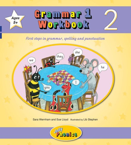 Jolly Grammar 1: Workbook 2