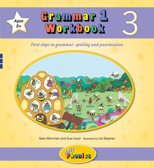 Jolly Grammar 1: Workbook 3