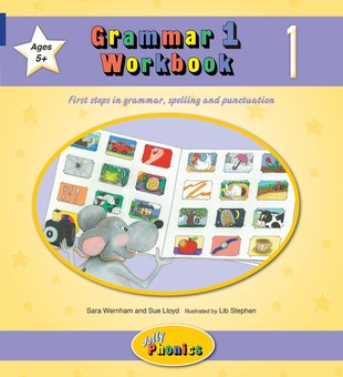 Jolly Grammar 1: Workbook 1