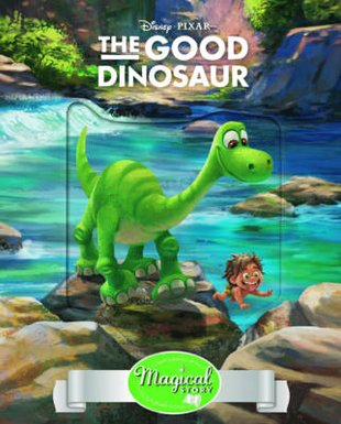 The Good Dinosaur Magical Story