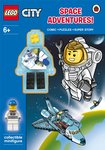 LEGO® CITY™: Space Adventures! Activity Book