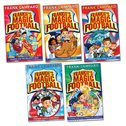 Frankie's Magic Football Pack x 5 (Books 6-10)