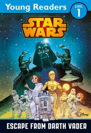 Star Wars Young Readers: Escape from Darth Vader