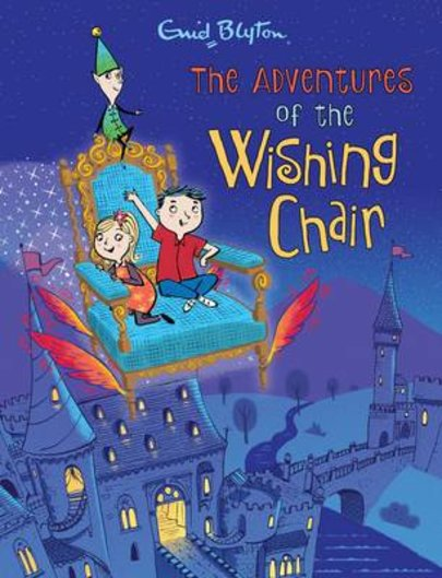The Adventures of the Wishing Chair (Colour Edition)