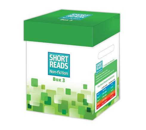 Non-Fiction Box 3 (Lexile Level 410L-600L)