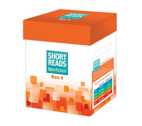Non-Fiction Box 4 (Lexile Level 610L-800L)
