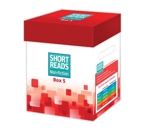 Non-Fiction Box 5 (Lexile Level 810L-1000+L)