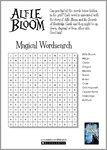 Alfie Bloom Puzzle  (1 page)