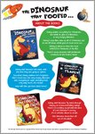 Dinosaur That Pooped Activity Pack - Free Downloadable (11 pages)