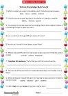 Science Knowledge Quiz: Sound