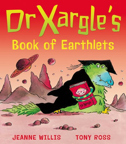 Dr Xargle's Book of Earthlets x 30