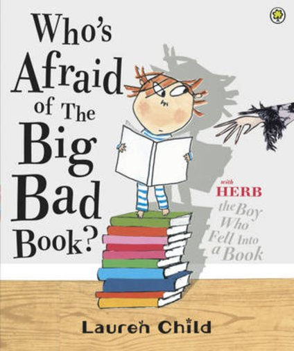 Who's Afraid of the Big Bad Book? x 30