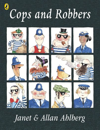 Cops and Robbers x 6