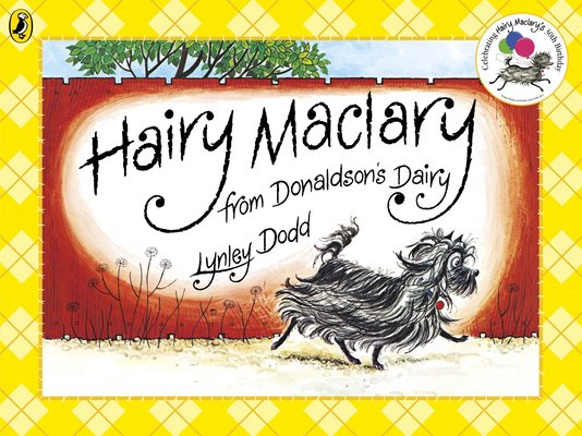 Hairy Maclary from Donaldson's Dairy x 6