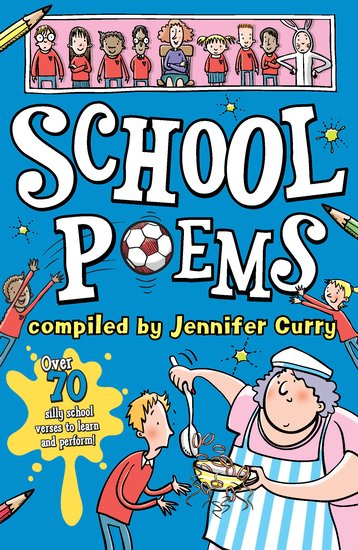 Scholastic Poetry: School Poems x 30