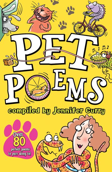 Scholastic Poetry: Pet Poems x 30