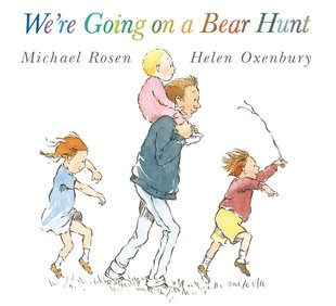 We're Going On A Bear Hunt x6