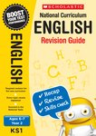 National Curriculum Revision: English Revision Guide (Year 2) x 6