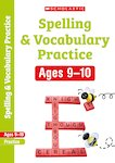 Scholastic English Skills: Spelling and Vocabulary Workbook (Year 5) x 30