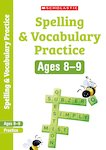 Scholastic English Skills: Spelling and Vocabulary Workbook (Year 4) x 30