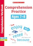 Scholastic English Skills: Comprehension Workbook (Year 3) x 30