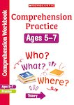 Scholastic English Skills: Comprehension Workbook (Years 1-2) x 30