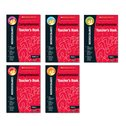 Scholastic English Skills: Comprehension Teacher's Books Years 1-6 Pack x 5