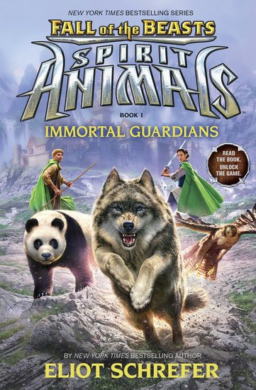 Spirit Animals: Fall of the Beasts - Immortal Guardians