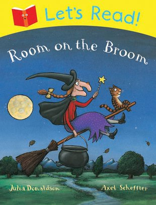 Let's Read! Room on the Broom