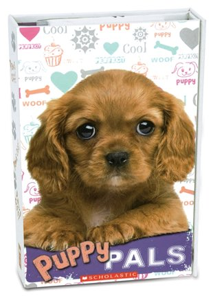 Puppy Pals Trifold File