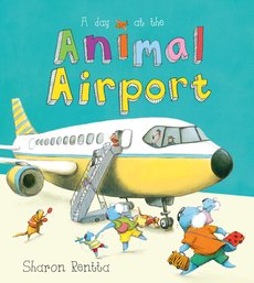 A day at the Animal Airport (C&F)