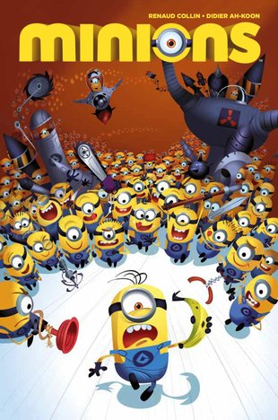 Minions: Volume 1 (Comic Collection)