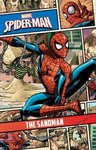 Marvel Spider-Man Comic Storybook: The Sandman