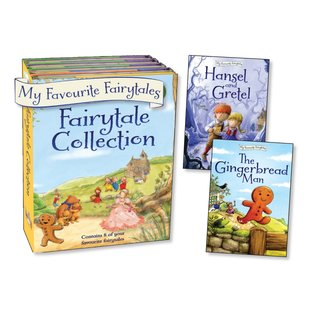 My Favourite Fairytales: Fairytale Collection