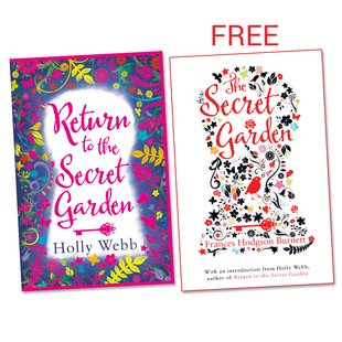 Return to the Secret Garden with FREE The Secret Garden