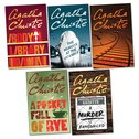 Agatha Christie Pack x 5