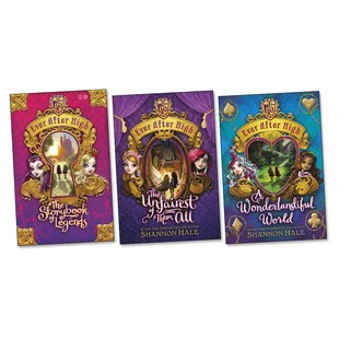 Ever After High Pack x 3