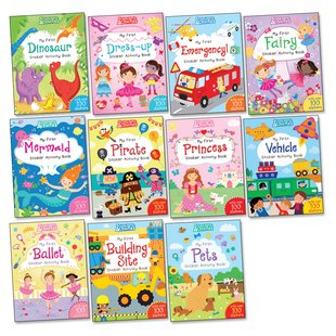 Scholastic Activities Pack x 11