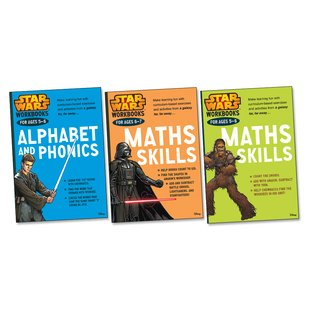 Disney: Star Wars Workbooks Pack (Ages 5-7)
