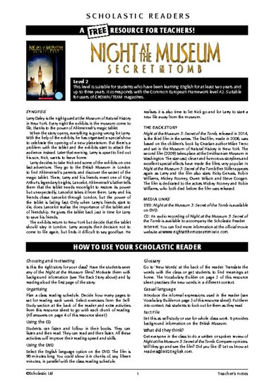 night at the museum secret of the tomb teacher's notes.pdf