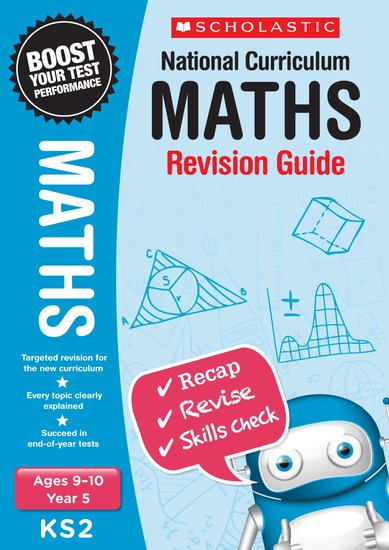 Maths Revision Guide (Year 5)
