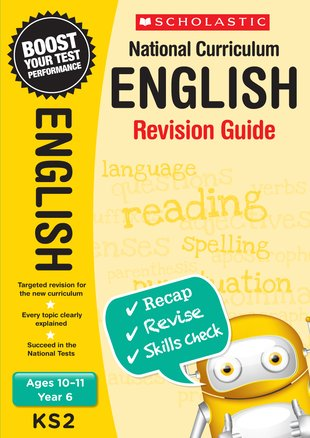 English Revision Guide (Year 6)