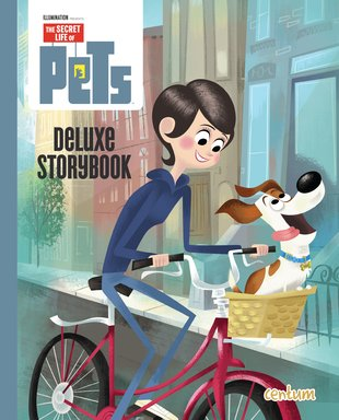 The Secret Life of Pets: Deluxe Storybook