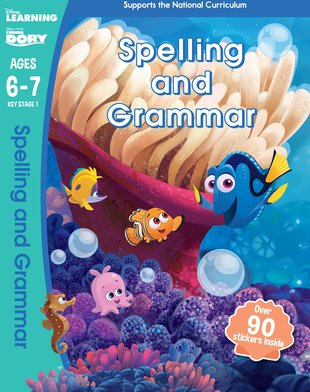 Finding Dory - Spelling and Grammar (Ages 6-7)